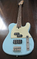 Maruszczyk Instruments - Mr. Tee - 4 String Bass in Baby Blue