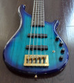 TUNE Supernova Zi752 - BSB - 5 String Active Bass - Sunburst Blue