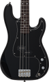 Bacchus Craft Japan Series - BPB-100EX - Limited Edition P-Bass - Black with Rosewood Fingerboard