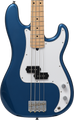 Bacchus Craft Japan Series - BPB-100EX - Limited Edition P-Bass - Lake Placid Blue with Maple Fingerboard