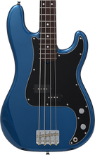 Bacchus Craft Japan Series - BPB-100EX - Limited Edition P-Bass - Lake Placid Blue with Rosewood Fingerboard