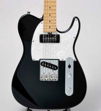 Bacchus Global Series - Tactics PLD Electric Guitar - Black - Maple Fingerboard