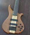 TUNE Hatsun TWB5T WN Custom - 5 String Bass - Neck Through -  Walnut