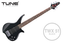 TUNE TWX51 B - 5 String Bass