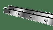 "Lodge & Shipley Shear Knives - 124"" Length, 4"" x 1"" Cross Section (239216) Type C"