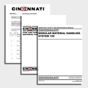 MMHS CNC Laser Center Manual Bundle