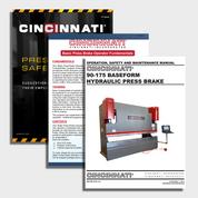 Baseform CNC Press Brake Manual Bundle