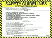 Safety Guidelines 433264