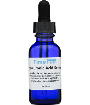 Hyaluronic Acid Vitamin C Serum 1 oz