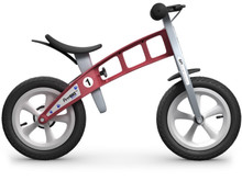 First Bike Street Red