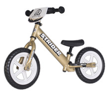 Limited Edition 10th Anniversary GOLD Strider® 12 - Pro