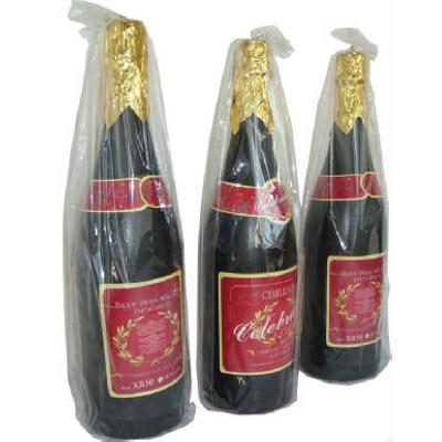 """12"""" Confetti Champagne Bottle"""