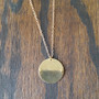 Necklace - Back to Back Necklace - Handcrafted