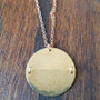 Necklace - Back to Back Necklace - Pendant