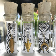Dream Necklaces in a Bottle