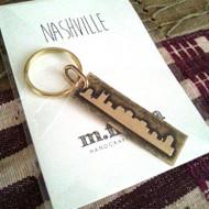 Skyline Keychain
