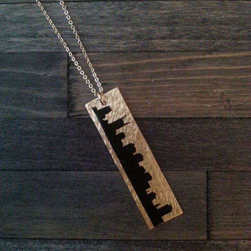 Lealand Skyline Necklace