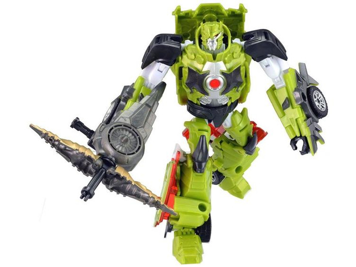 Transformers GO! - G19 Hunter Rachette (Takara)