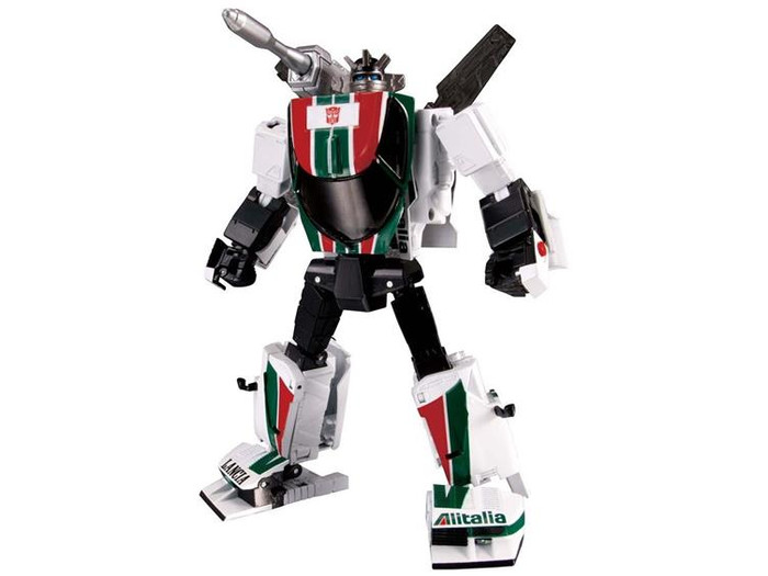 MP-20 Masterpiece Wheeljack