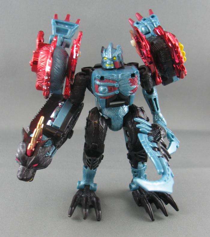 Beast Wars - Transmetals2 - Jawbreaker (Loose)
