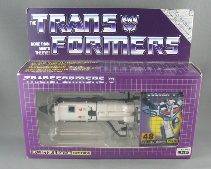 EHobby - Exclusive Commemorative Astrotrain (Loose)
