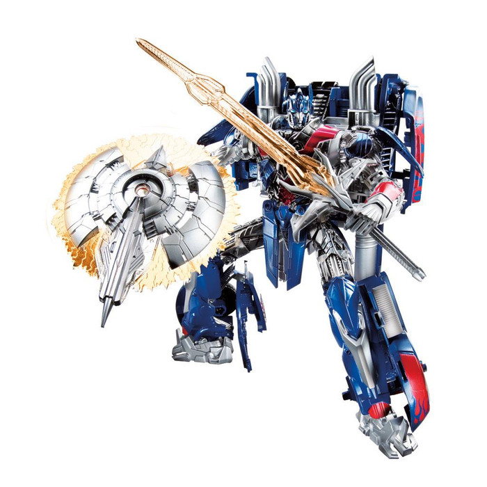 Transformers Age of Extinction - Premium Optimus Prime (Takara)