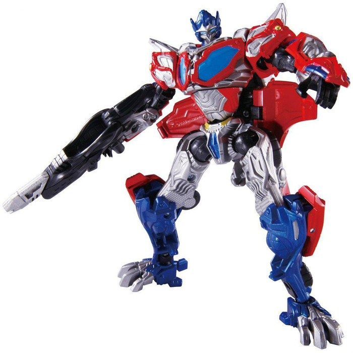 Transformers Age of Extinction - AD09 Protoform Optimus Prime (Takara)