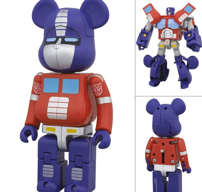 Bearbrick - Transformers Figure - Optimus Prime