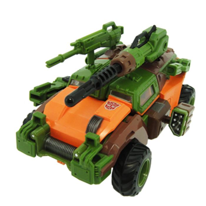 LG04 - Roadbuster