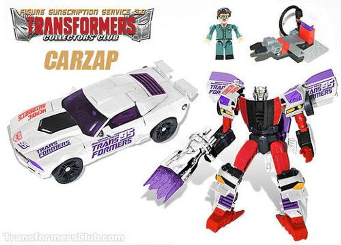 TFCC Subscription Figure 3.0 - Car Zap