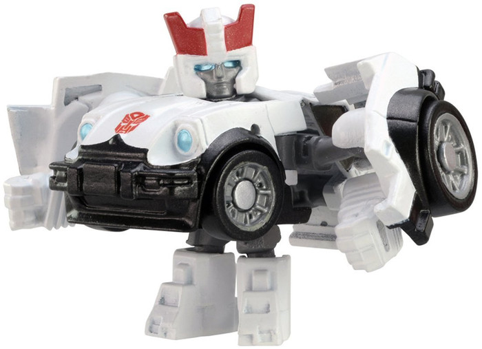 Q Transformers Series 1 - QT06 G1 Prowl