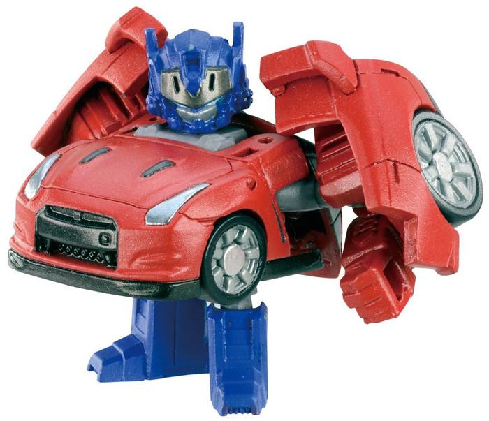 Q Transformers Series 2 - QT09 Alternity GTR Optimus
