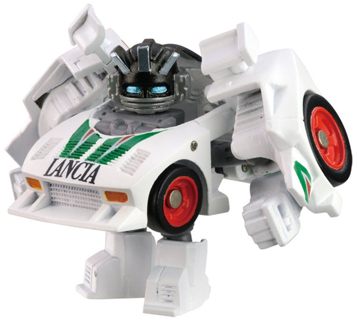 Q Transformers Series 2 - QT10 G1 Wheeljack