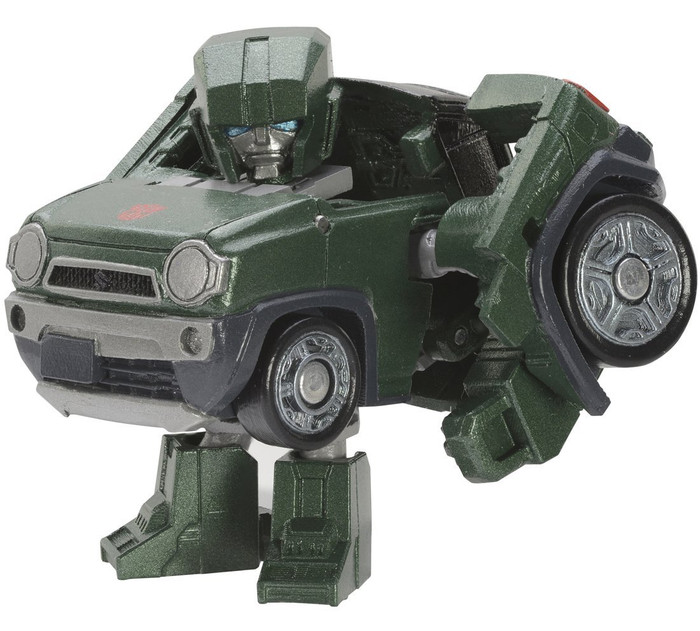Q Transformers Series 3 - QT15 G1 Hound