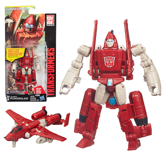 Transformers Generations Combiner Wars Legends Series 01 - Powerglide