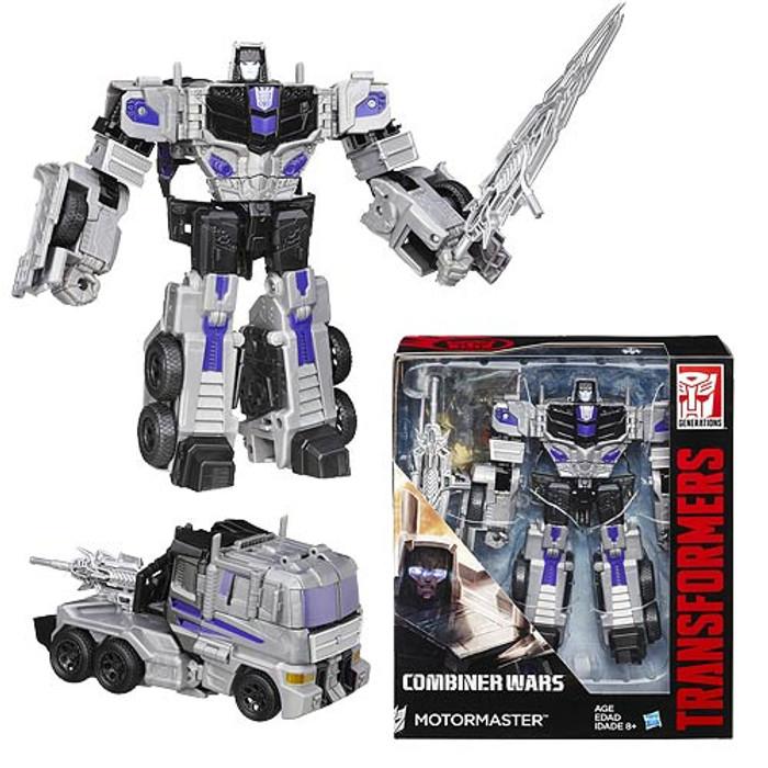 Transformers Generations Combiner Wars Voyager Series 02 - Motormaster