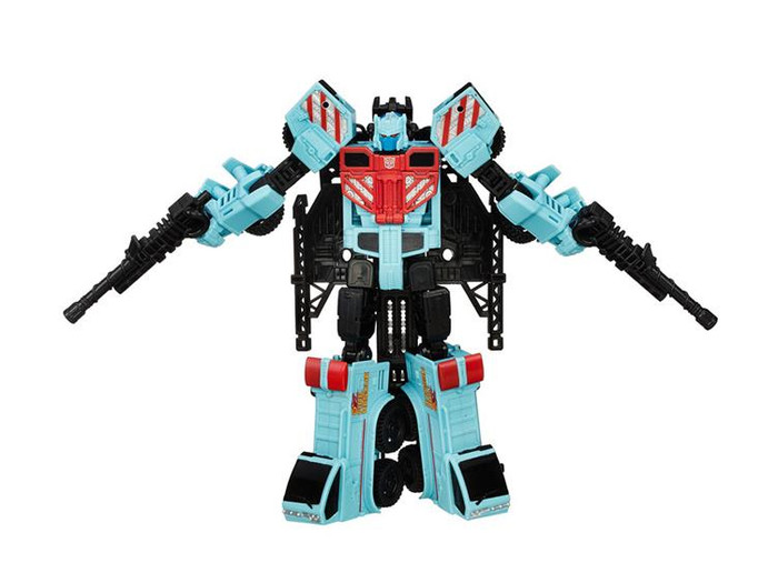 Transformers Generations Combiner Wars Voyager Wave 3 - Hot Spot