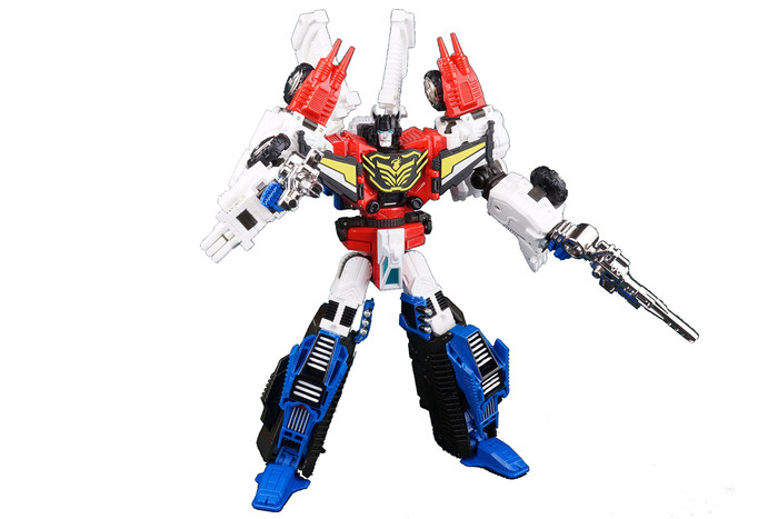 Mastermind Creations - Reformatted R-01G Grandus Hexatron