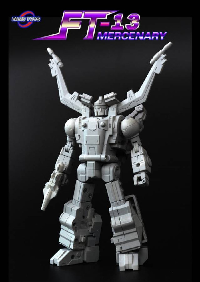Fans Toys - FT-13 Mercenary