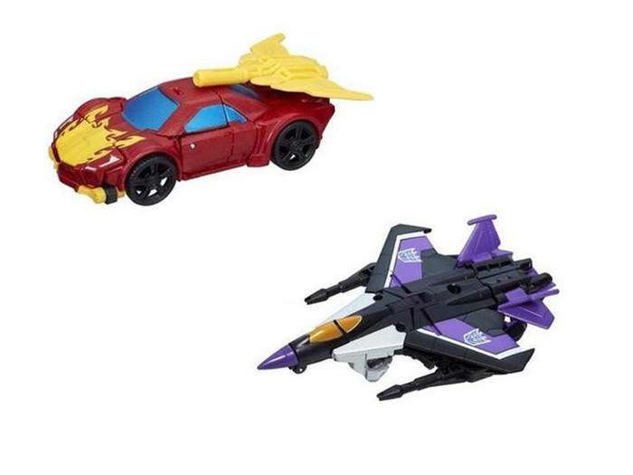 Transformers Generations Combiner Wars Legends Wave 4 - Set of 2 (Rodimus & Skywarp)