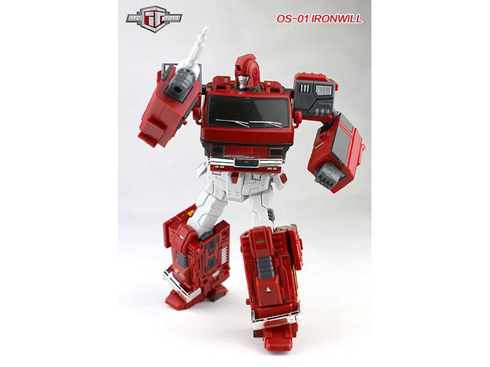 TFC - OS-01 Ironwill