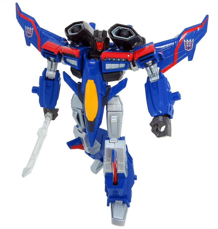 Taraka Transformers Legends - LG18 - Armada Starscream Supermode (Armada Thundercracker)