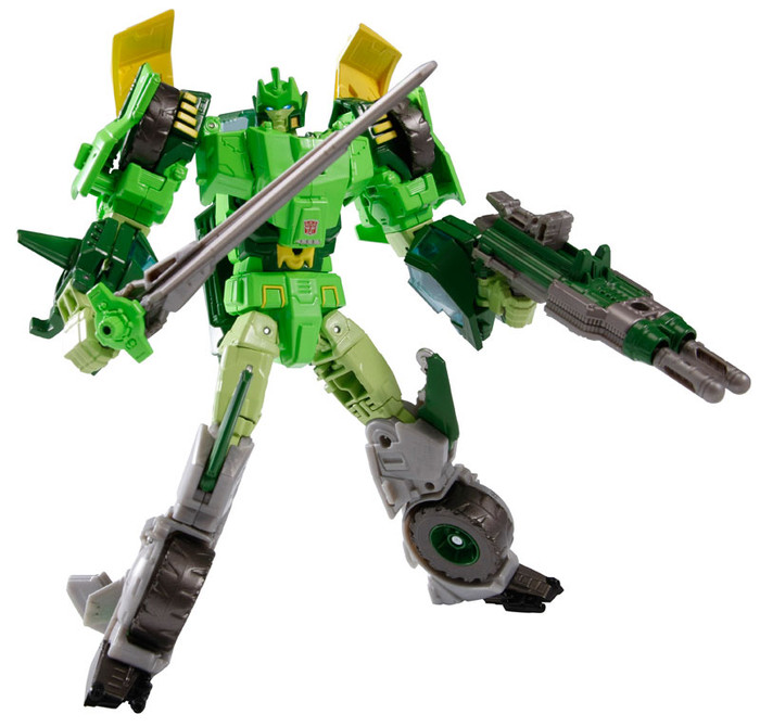 Takara Transformers Legends - LG19 Springer