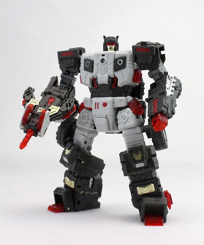 TFC Combiner Hades H-03 - Cerberus