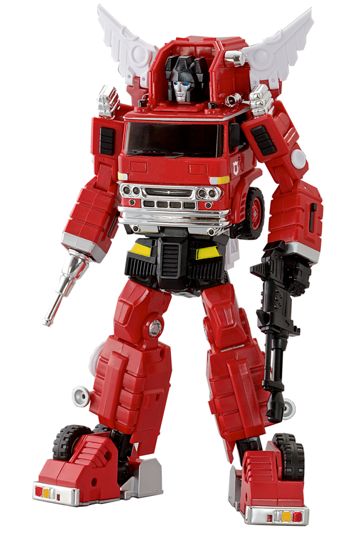 Ocular Max - PS-03 Backdraft