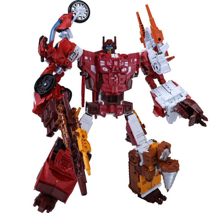 Transformers Unite Warriors - UW-08 Computron - Restock!