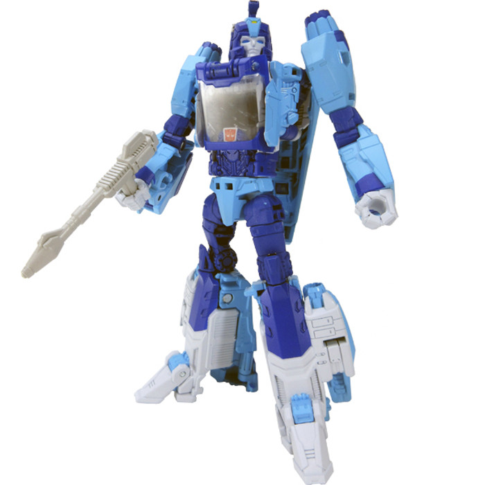 Takara Transformers Legends - LG25 Blurr (Reissue)