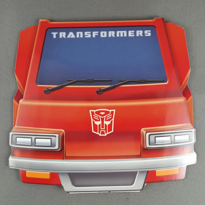 MP-27 Masterpiece Ironhide Coin