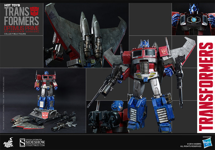 Hot Toys - Optimus Prime Starscream Version