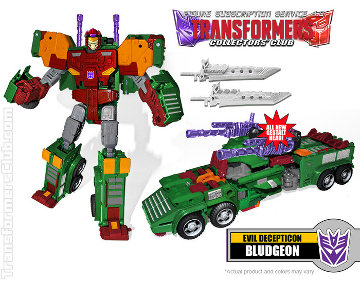 TFCC Subscription Figure 4.0 - Bludgeon